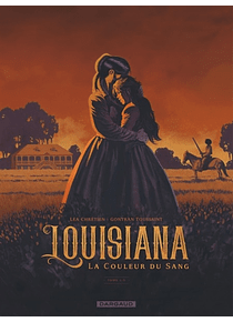 Louisiana : la couleur du sang 1, de Léa Chrétien et Gontran Toussaint
