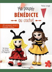 Ma poupée Bénédicte au crochet, de Marilyn Leveugle