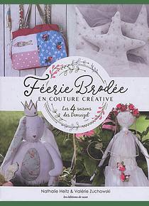 Féerie brodée en couture créative - Les 4 saisons des Demoizel