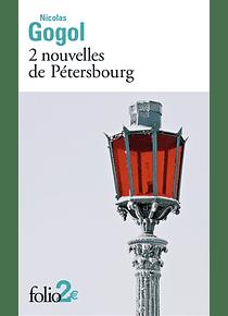 2 nouvelles de Pétersbourg, de Nicolas Gogol