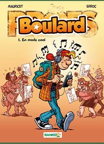 Boulard - En mode cool, de Erroc, Mauricet et Jacqueline Guénard