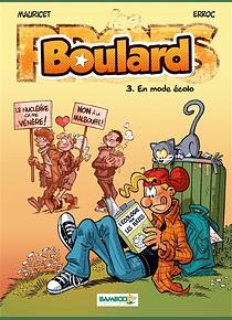 Boulard - En mode écolo, de Erroc et Mauricet
