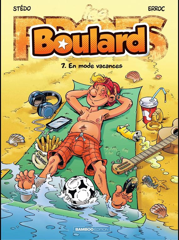 Boulard - En mode vacances, de Erroc et Stédo