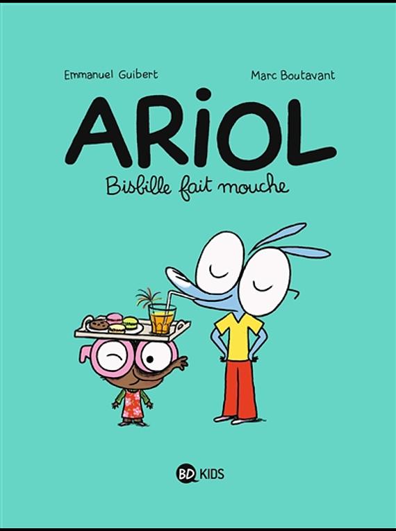 Ariol - Bisbille fait mouche, de Emmanuel Guibert et Marc Boutavant