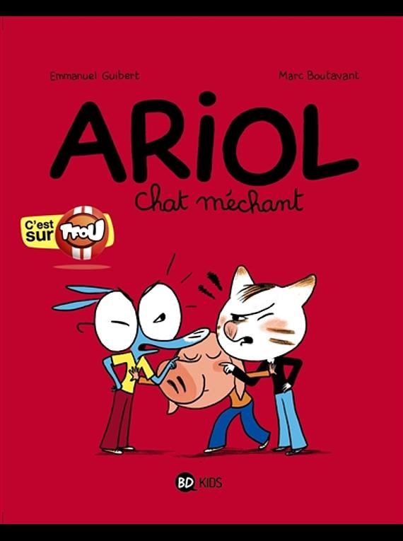 Ariol - Chat méchant, de Emmanuel Guibert, Marc Boutavant
