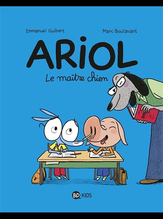 Ariol - Le maître-chien, de Emmanuel Guibert et Marc Boutavant