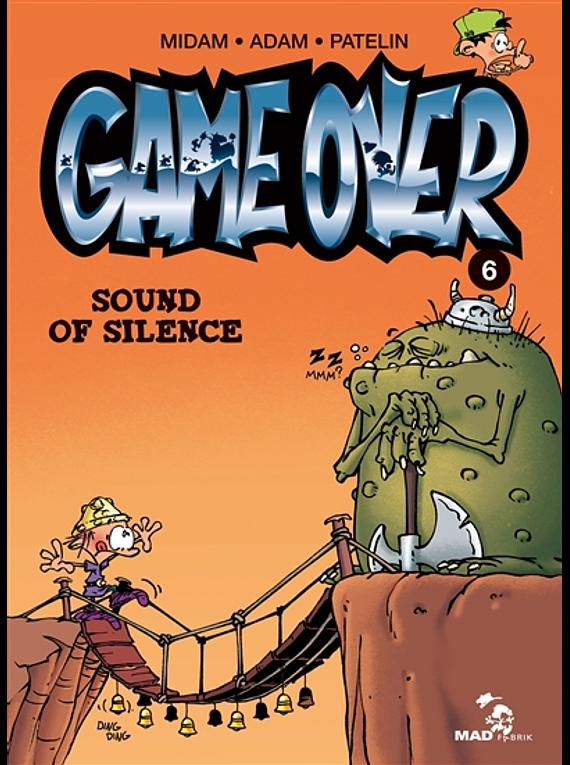 Game over - Sound of silence, de Midam, Adam et BenBK