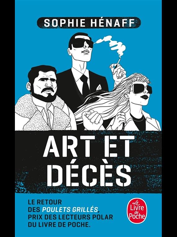 Art et décès, de Sophie Hénaff