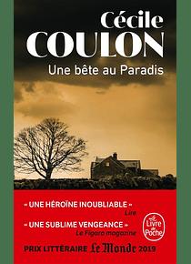 Une bête au Paradis, de Cécile Coulon