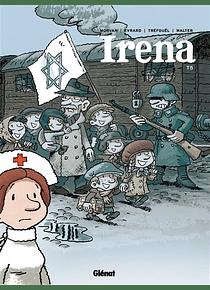 Irena 5 - La vie après, de Jean-David Morvan, Séverine Tréfouël, David Evrard et Walter Pezzali