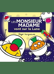 Les Monsieur Madame vont sur la lune, de Roger Hargreaves