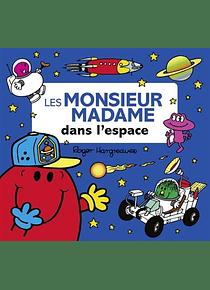 Les Monsieur Madame dans l'espace, de Adam Hargreaves