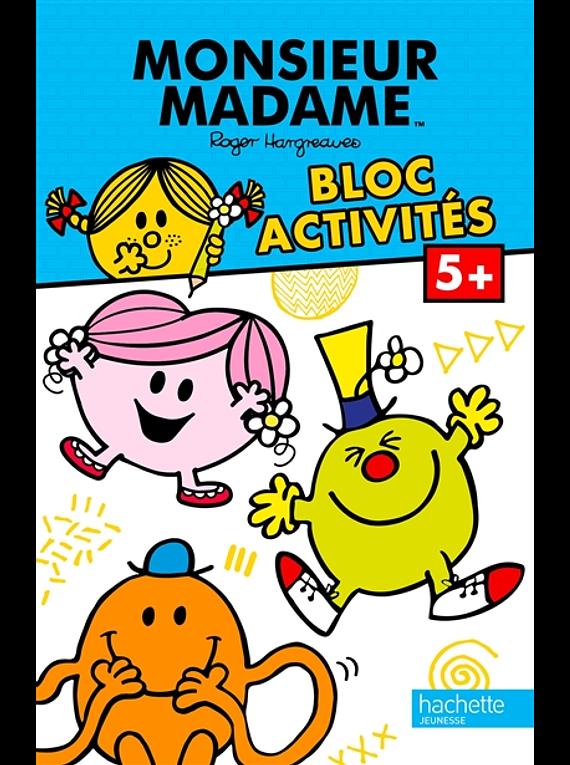 Les Monsieur Madame - Bloc Activités