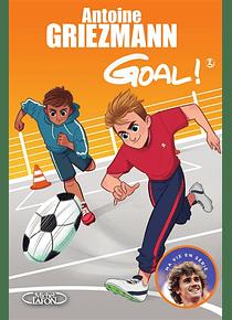 Goal !  - Un espion dans l'équipe, de Antoine Griezmann