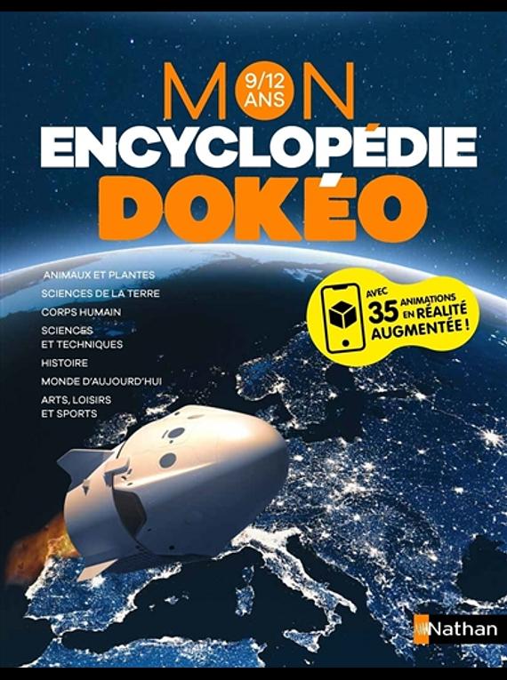 Mon encyclopédie Dokéo : 9-12 ans