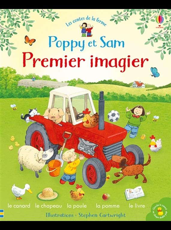 Poppy et Sam, Premier imagier, de Heather Amery