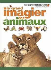 Le grand imagier des animaux