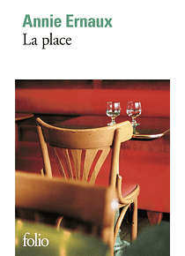 La place, de Annie Ernaux
