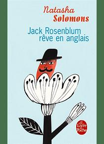 Jack Rosenblum rêve en anglais, de Natasha Solomons