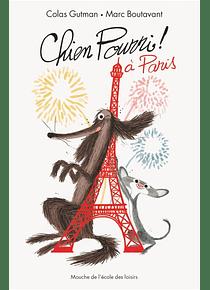 Chien Pourri à Paris, de Colas Gutman et Marc Boutavant