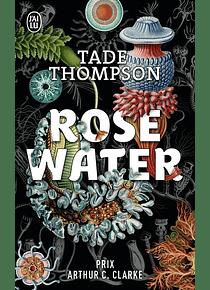Rosewater 1 - de Tade Thompson