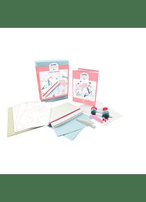 Boîte créative - Carnet à broder
