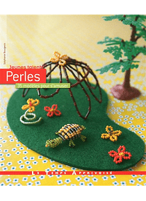Perles : 35 modèles pour s'amuser, de Stéphanie Bourgeois