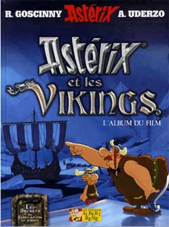 Astérix l'album du film - Astérix et les Vikings