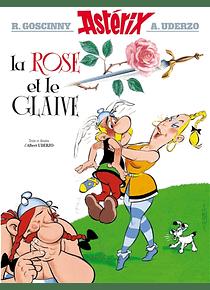 Astérix - La rose et le glaive, de René Goscinny et Albert Uderzo