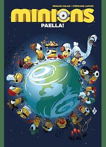 Les Minions - Paella dé mundo, de Lapuss' et Collin