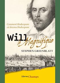 Will le magnifique, de Stephen Greenblatt