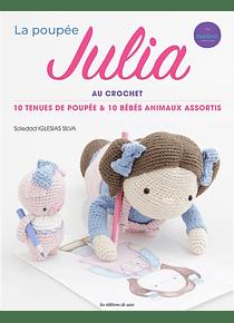 La poupée Julia au crochet, de Soledad Iglesias Silva