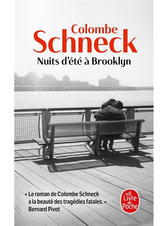 Nuits d'été à Brooklyn, de Colombe Schneck