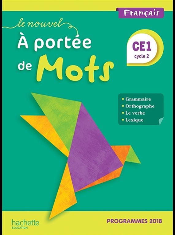 A portée de mots - CE1 - Français