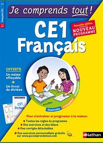 Je comprends tout ! CE1 - 7/8 ans : Français