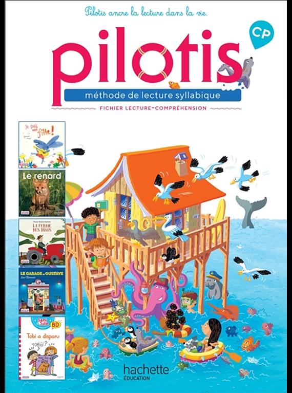 Pilotis - CP : Fichier de lecture-compréhension