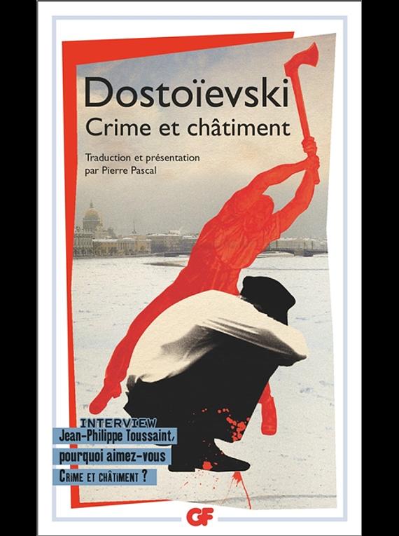 Crime et châtiment, de Dostoïevski