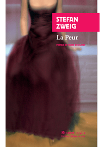 La peur, de Stefan Zweig