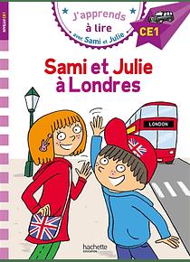 J'apprends avec Sami et Julie - Sami et Julie à Londres - CE1