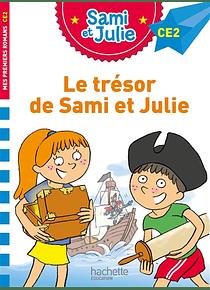J'apprends avec Sami et Julie - Le trésor de Sami et Julie - CE2