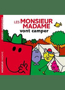 Les Monsieur Madame vont camper, de Adam Hargreaves