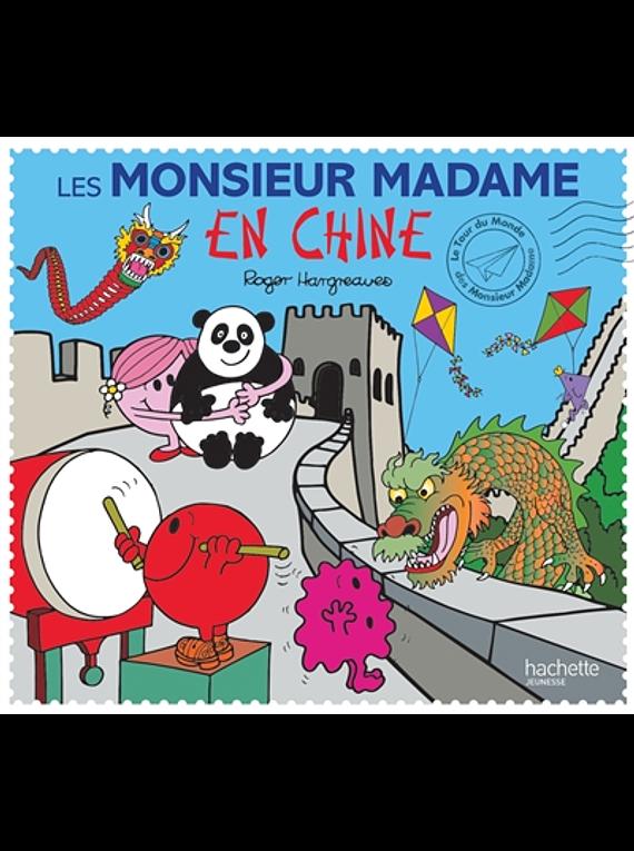 Les Monsieur Madame en Chine, de Adam Hargreaves