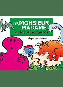 Les Monsieur Madame et les dinosaures, de Adam Hargreaves
