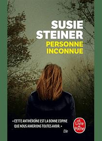 Personne inconnue, de Susie Steiner
