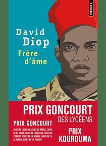 Frère d'âme, de David Diop