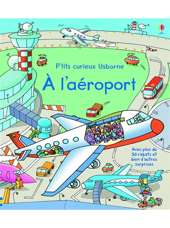 A l'aéroport, de Rob Lloyd Jones