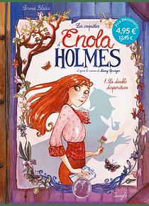 Les enquêtes d'Enola Holmes 1 - La double disparition, de Serena Blasco