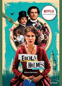 Enola Holmes 1 - La double disparition, de Nancy Springer