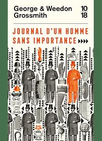 Journal d'un homme sans importance, de George & Weedon Grossmith