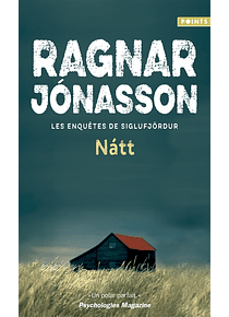 Natt : les enquêtes de Siglufjördur, de Ragnar Jonasson